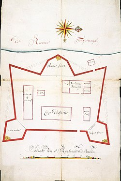 List of loanwords in indonesian wikivisually tangerang map of tangerangs fort dated 1709 ccuart Image collections