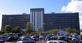 Gartnavel General Hospital Hospital in Glasgow, Scotland