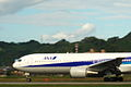 ANA B767-381(JA8670) take off @MYJ RJOM (2056520852).jpg