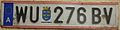 AUSTRIA, EEC EUROBAND LICENSE PLATE - Flickr - woody1778a.jpg