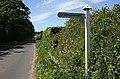 A Devon Signpost - geograph.org.uk - 182919.jpg