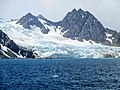 A face and peaks Endeavor glacier south side Elephant Island Antarctica.jpg