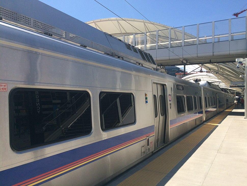 A line train