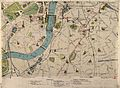 A map of London; showing sites of medical interest in Lambet Wellcome V0012880.jpg