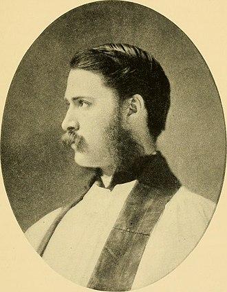 Henry Y. Satterlee - Bishop Henry Yates Satterlee