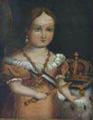 A rainha D. Maria II em criança.png