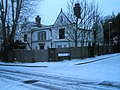 A snowy scene by Wymering Manor - geograph.org.uk - 1146216.jpg