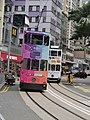 A two trams in Hong Kong.jpg