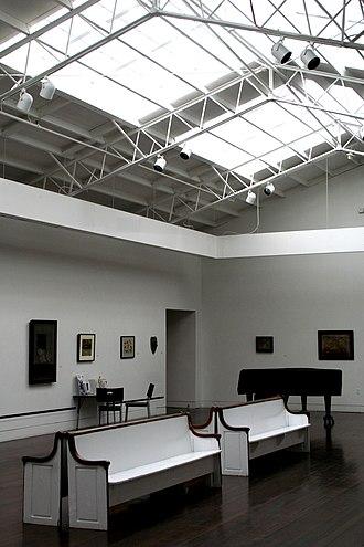 Provincetown Art Association and Museum - PAAM's Hans Hofmann gallery