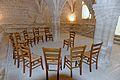 Abbaye Notre-Dame de Sénanque salle capitulaire 02.jpg