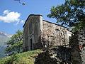 Abbazia di Novalesa cappella SMichele 2.JPG
