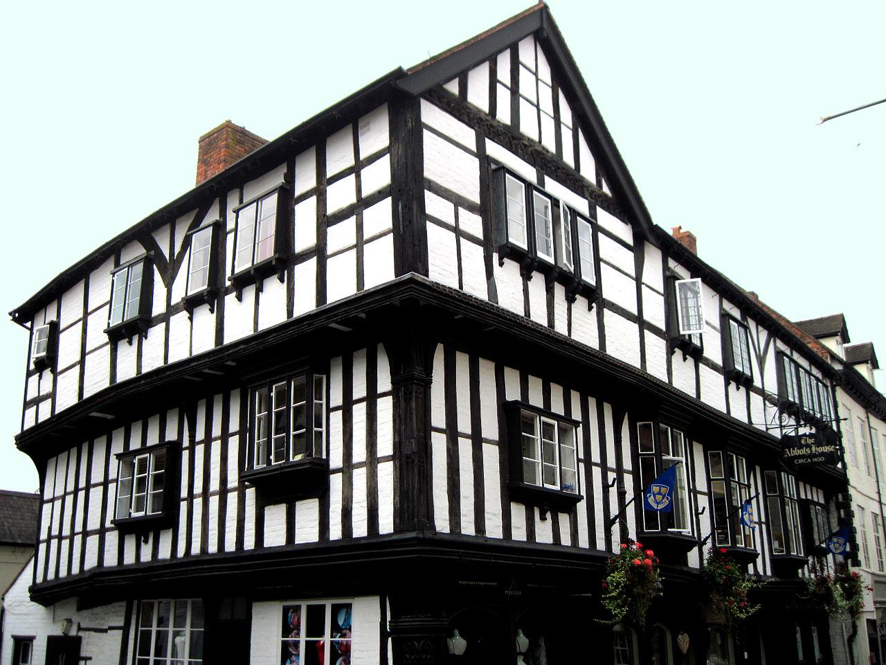 File Abbot 39 S House Shrewsbury 02 Jpg Wikimedia Commons
