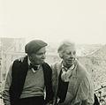 Abel Manta e Clementina Carneiro de Moura, Lisboa, 1973.jpg