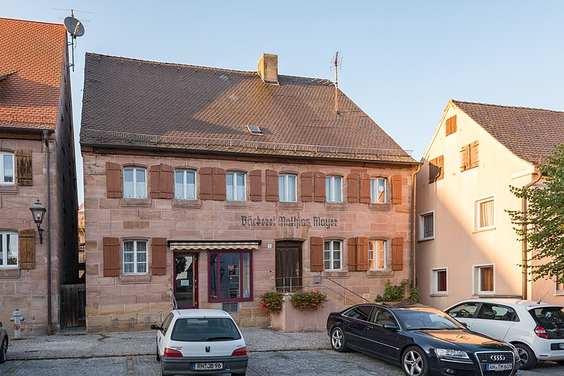 File:Abenberg, Marktplatz 13 20170829 001.jpg