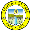 Abra provincial seal.png