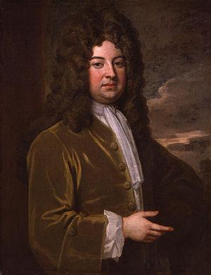 Abraham Stanyan - Portrait by Sir Godfrey Kneller, National Portrait Gallery, London
