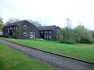 Approved School - Accommodation blocks near Dobroyd Castle, used when it was an Approved School.
