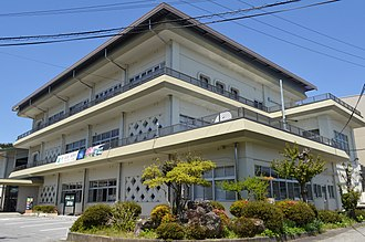 Achi, Nagano - Achi Village Hall