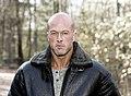 Actor & Model John Joseph Quinlan Leather Jacket by Steve Mark 3.jpg
