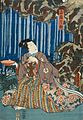 Actors Reversing Gender Roles in the Story of Narukami LACMA M.2006.136.289a-c (1 of 3).jpg