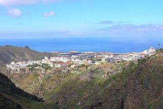 Adeje Municipality in Canary Islands, Spain