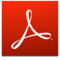 Adobe Reader XI icon.png