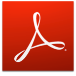 Logo Adobe Reader