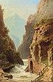 Adolf Chwala - Path on a river shore.jpg