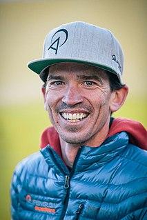Adrian Ballinger American climber