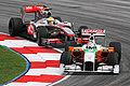 Adrian Sutil and Lewis Hamilton 2010 Malaysia.jpg