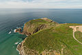 Aerial view of Plémont headland in Jersey.jpg