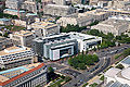 Aerial view of the Newseum.jpg