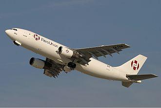 AeroUnion - AeroUnion Airbus A300B4-203F