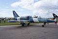 Aero Vodochody L-39C Albatros Aggressor RSide SNF 16April2010 (14443827899).jpg