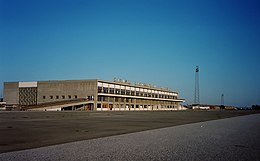 Nicosia's Airport remains closed since the Turkish invasion of the island in 1974.