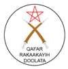 Official seal of Afar Regional State