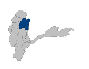 Shighnan District