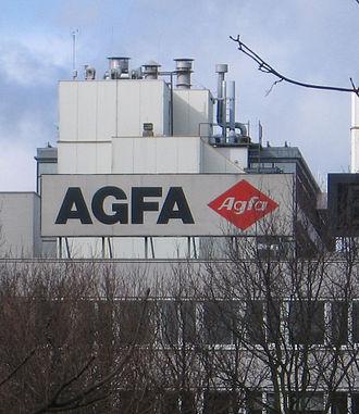 Agfa-Gevaert - Agfa logo.