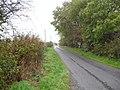 Aghincurk Road near Ballymoyer - geograph.org.uk - 1533785.jpg