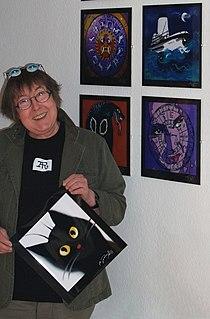 Aiga Rasch German illustrator