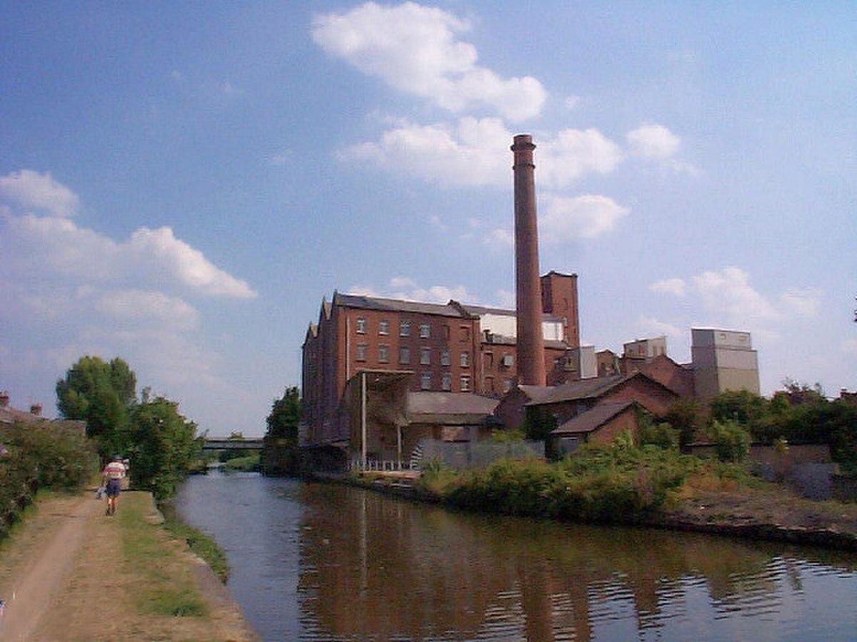 Ainscough's Corn Mill, Burscough - geograph.org.uk - 12701.jpg