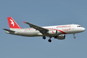 Air Arabia Maroc - Air Arabia Maroc Airbus A320-200