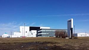 Air Transat - Air Transat headquarters in Montreal