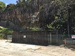 Air raid shelter adjacent to Howard Smith Wharves 02.JPG