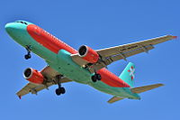 UR-WRM - A320 - Windrose Airlines