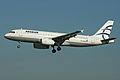 Airbus A320-232 SX-DGB Aegean (6889478174).jpg