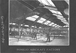 Airplanes - Types - Pomilio Aircraft Factory. Assembling the wings - NARA - 17342447.jpg