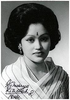 Queen of Nepal