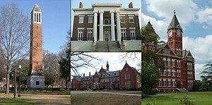 University of Alabama cover