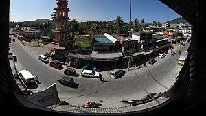 Alakode, Kannur district - Image: Alakode Town Panorama